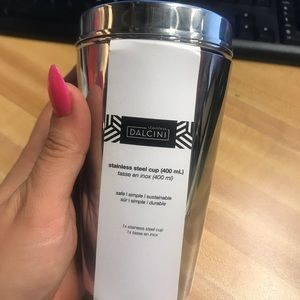 Stainless Dalcini cup